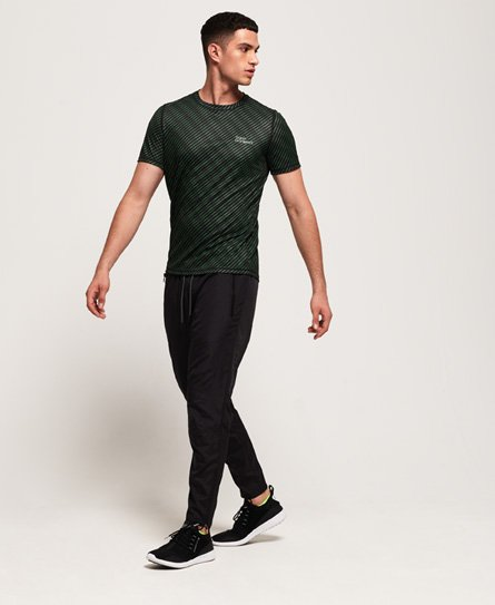 Superdry Active All Over Print T-Shirt