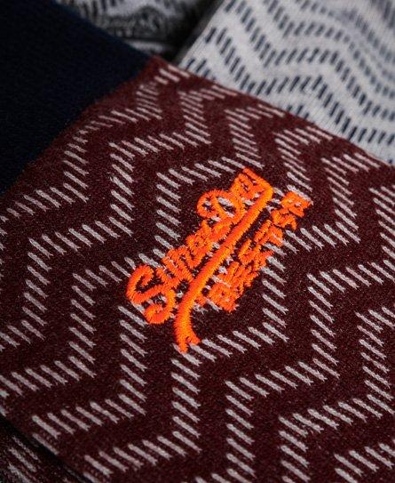 Superdry Countryman Sock Triple Pack