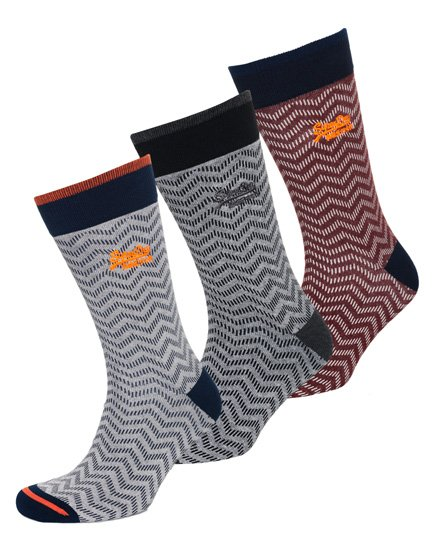 Countryman Sock Triple Pack