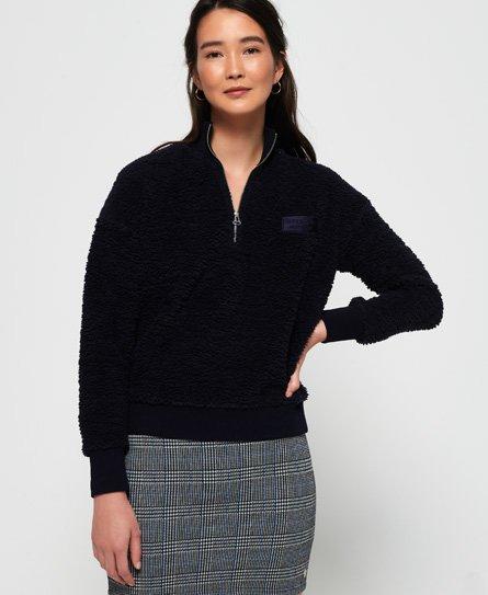 Manhattan Sherpa Pullover