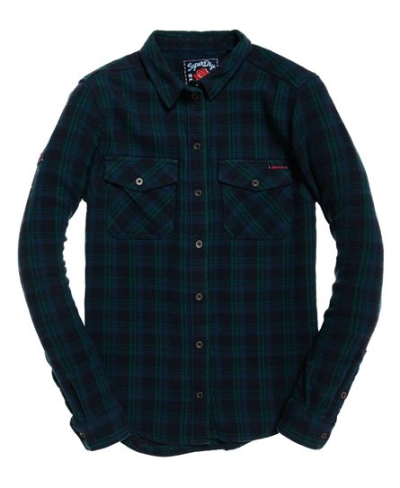 Superdry Willow Check Shirt