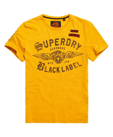 Superdry Tour Mid Weight T-Shirt