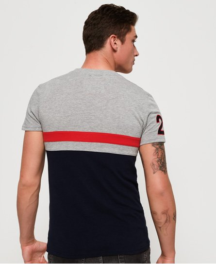 Superdry Applique Cut & Sew 08 T-Shirt