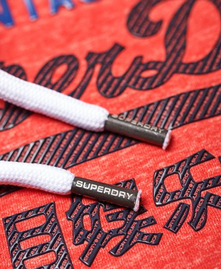 Superdry Leichtes Premium Goods Tri Infill Hoodie