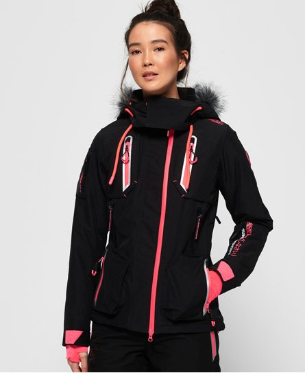 Ski amp; Womens Clothing Superdry Snow Jackets wEgdRg