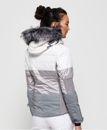 Superdry Snow Cat Ski Down Jacket