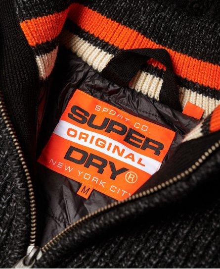 Superdry Gilet à capuche Super Ski Dog