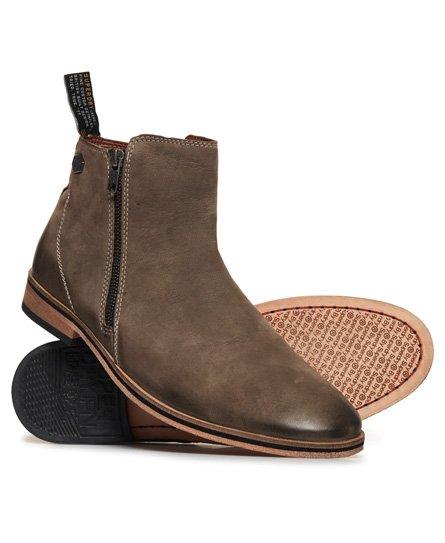 Superdry Trenton støvler med lynlåse
