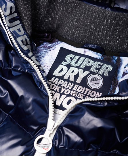 Superdry SD Glacier Isobar -untuvatakki