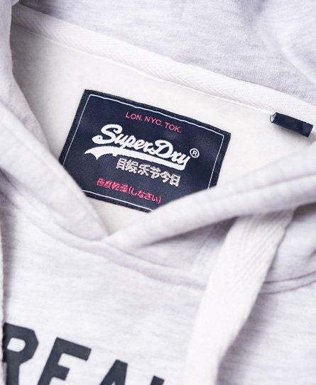 Superdry Vintage Logo Pop Hoodie