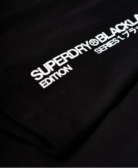 Superdry Black Label Edition Pocket T-Shirt