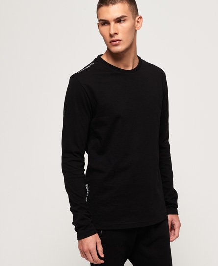 Superdry Black Label Edition Long Sleeve T-Shirt