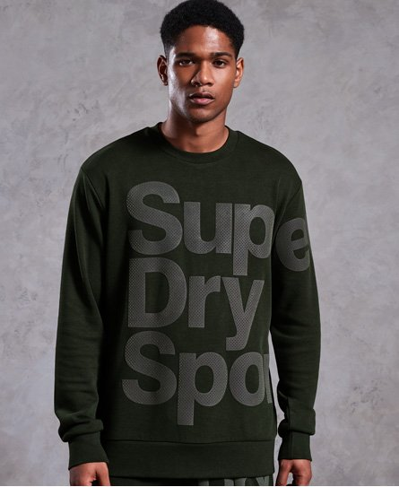 Superdry Sweat à col rond Combat