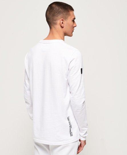 Superdry Black Label Edition Long Sleeve T-Shirt
