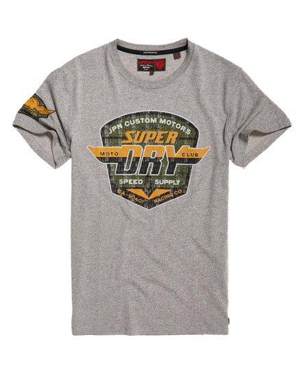 Superdry Camiseta ligera Custom Tin Tab