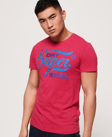 Superdry Camiseta ligera clásica Heritage