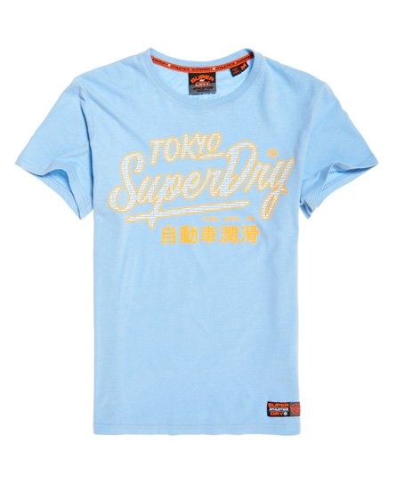 Superdry T-shirt pastello Ticket Type