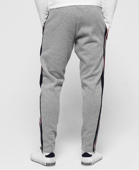 Superdry Applique International Taped Joggers