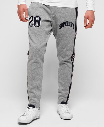 Superdry International Jogginghose mit Band und Applikation