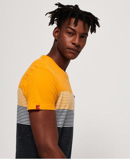 Superdry Miami Stripe Pocket T-Shirt