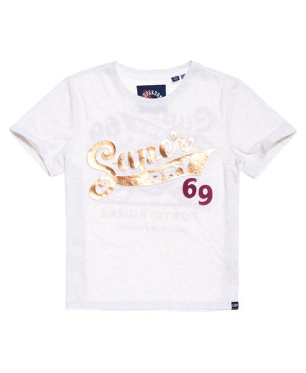 Superdry T-shirt Tokyo Tour Boxy