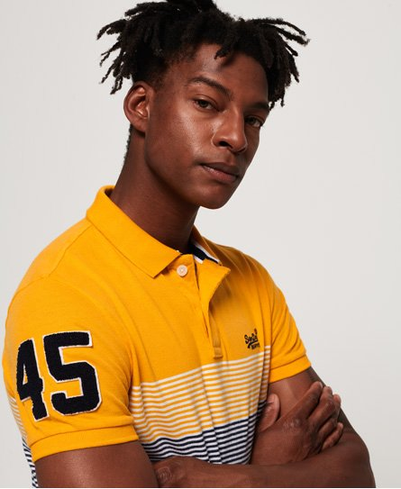 Superdry Classic Lakeside Jersey Polo Shirt