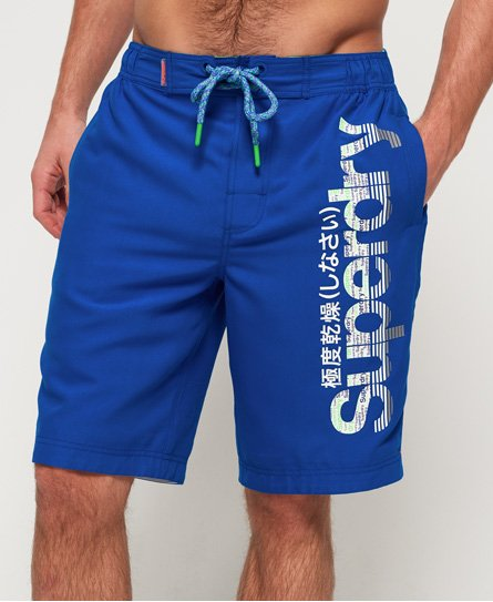 Superdry Short de surf Superdry