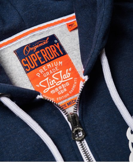 Superdry Trademark Japan Zip Hoodie