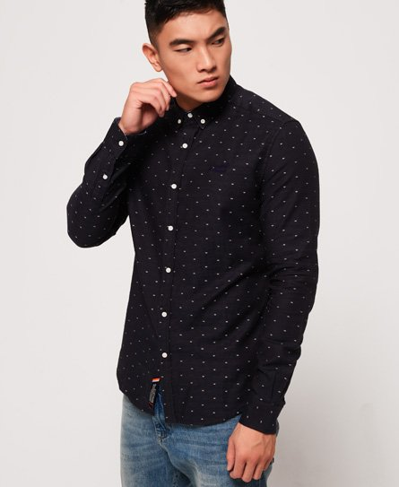 Superdry Premium Button-down-Hemd