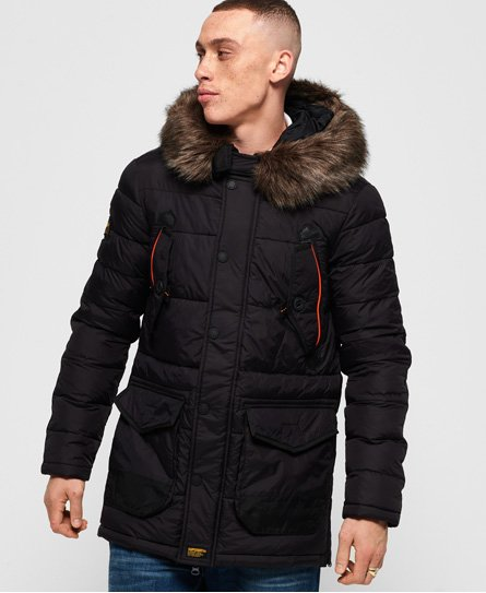 Superdry Chinook Parka Jacket