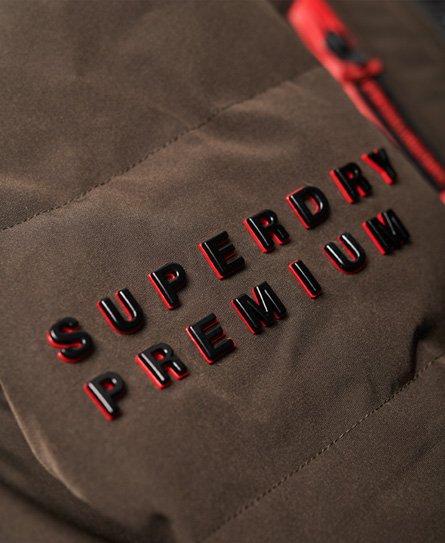 Superdry Premium Down Classic Rescue Parka Jacket
