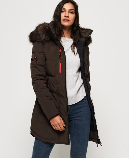 Premium Down Classic Rescue Parka Jacket