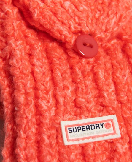 Superdry Mitaines brodées Clarrie