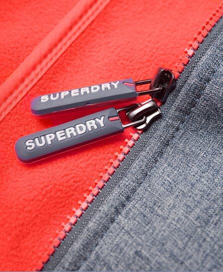 Superdry Hupullinen SD-Windtrekker -takki