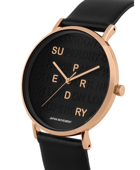 Superdry Oxford International-klokke