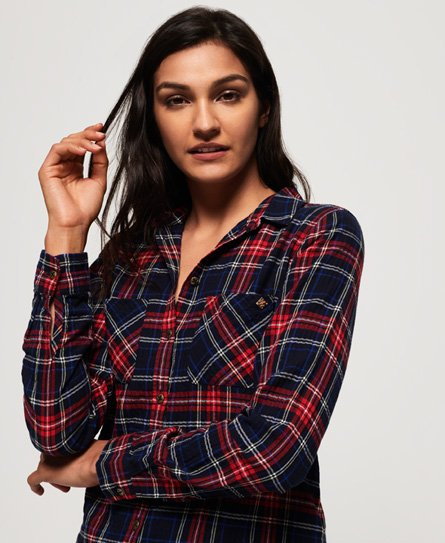 Superdry Lightweight Seersucker Shirt