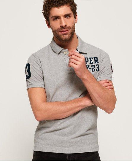 6fa15e10c500 Polo Shirts for Men   Long   Short Sleeve Polos   Superdry