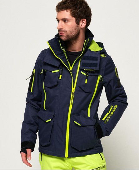Superdry Giubbotto Ultimate Snow Action