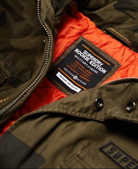 Superdry Rookie Mix Four Pocket Jacket