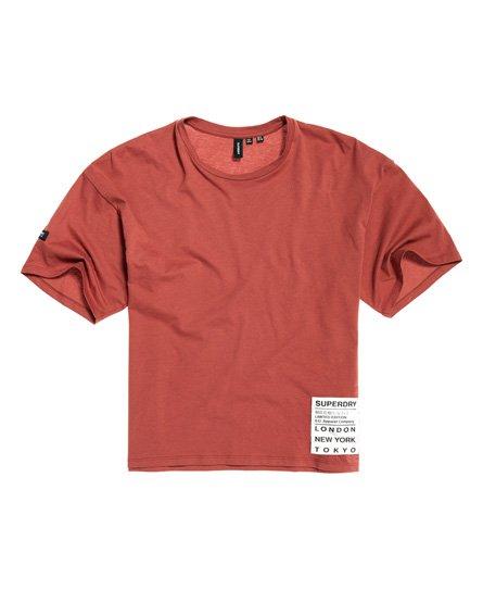 Superdry Utah Oversized T-Shirt