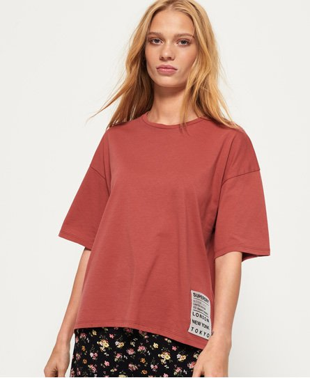 Superdry T-shirt ample Utah