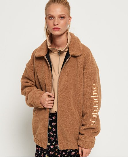 Sweat zippé Sherpa