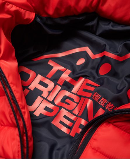 Superdry Fuji Double Zip Jacket