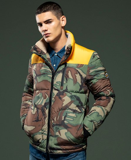 Superdry SD Expedition Coat