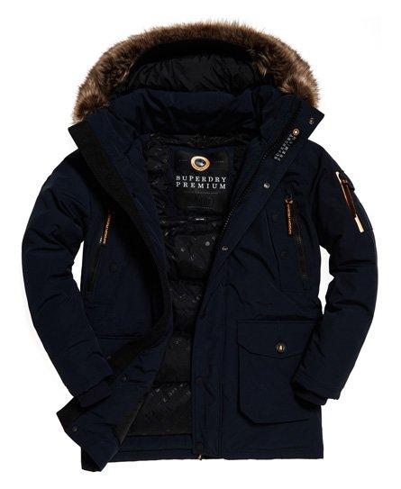 Superdry Premium Ultimate Down Parka Jacket