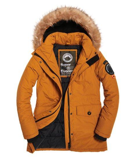 c15f4272 nok Superdry Ashley Everest jakke - Damer Jakker & Frakker UJ24