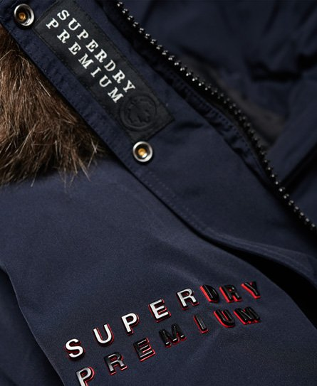 Superdry Premium Down Alps Coat