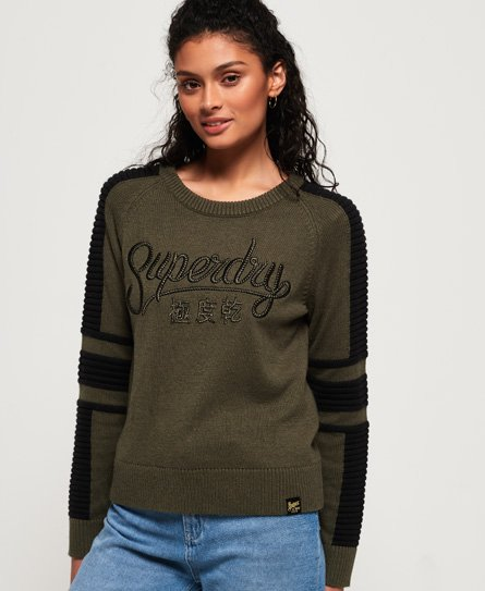 Superdry Superdry Rock Jumper