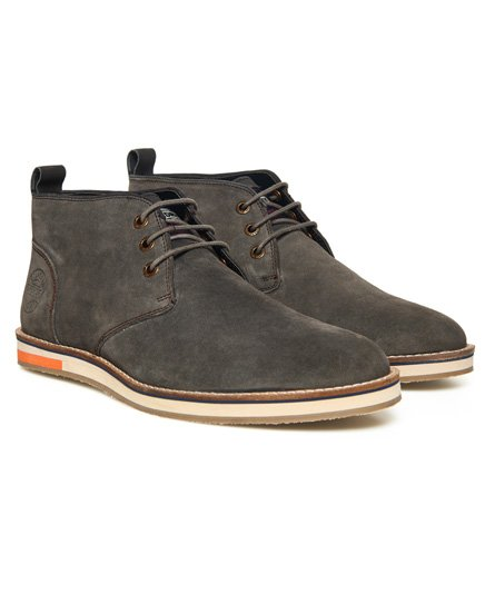 Superdry Chaussures montantes Chukka Chester