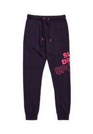 Superdry Pantalon de survêtement graphique Core
